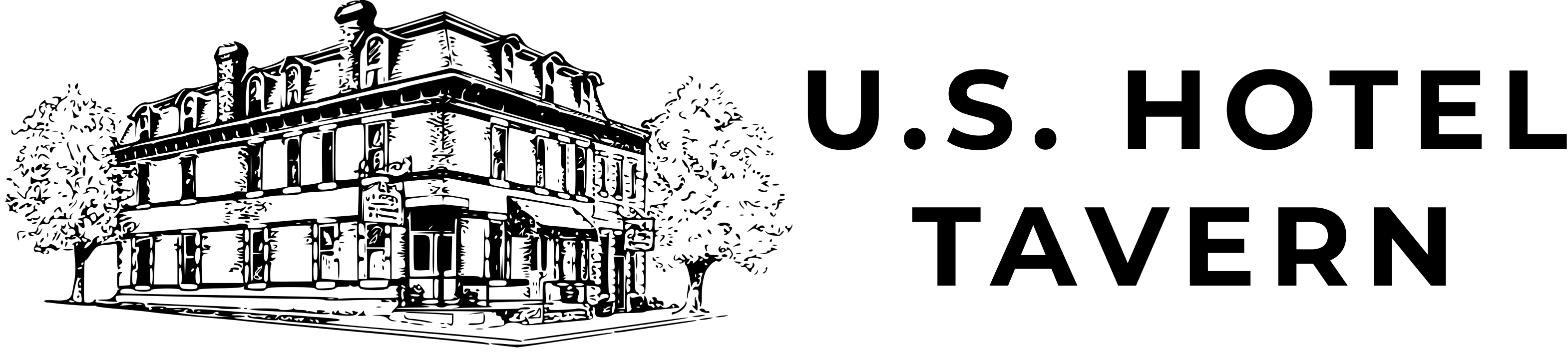 U.S. Hotel Tavern Navigation Logo